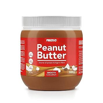 Crema de cacahuete con coco 500 g Cremoso: Amazon.es: Salud y cuidado personal
