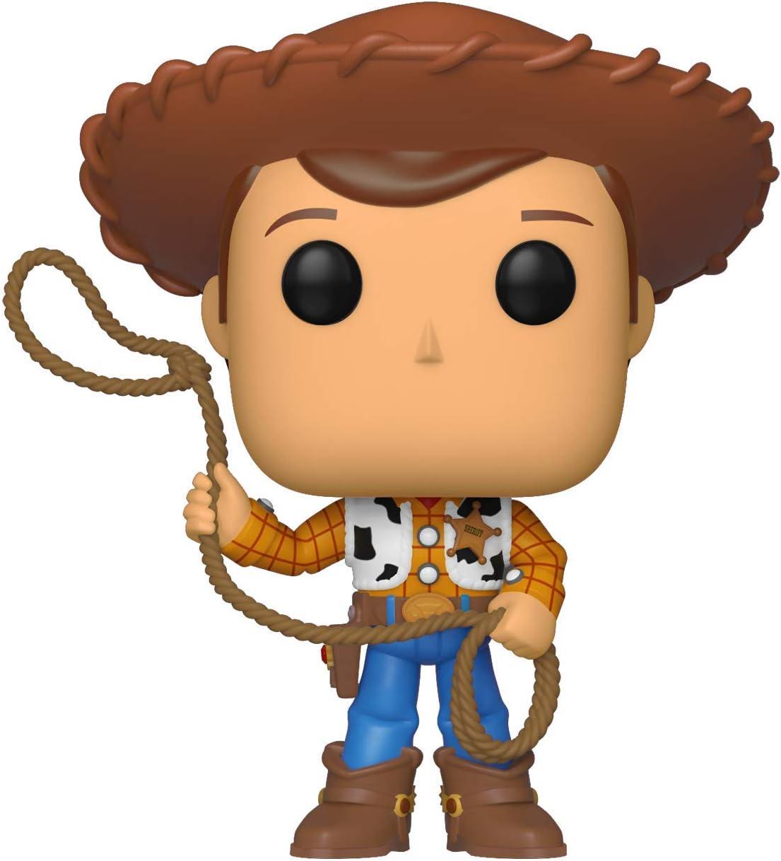 Pop! Vinilo: Disney: Toy Story 4: Woody