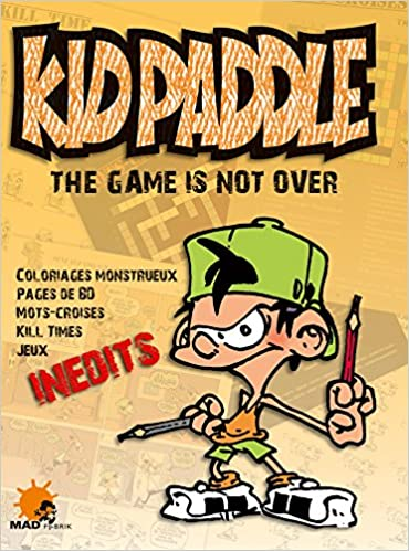 Kid Paddle Livre Jeux 9782930618234 Amazon Com Books