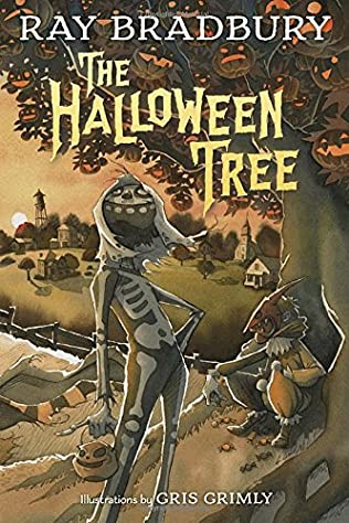 book cover of The Halloween Tree