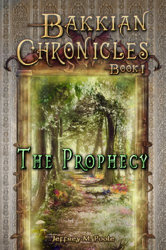 Prophecy Bakkian Chronicles Book ebook product image