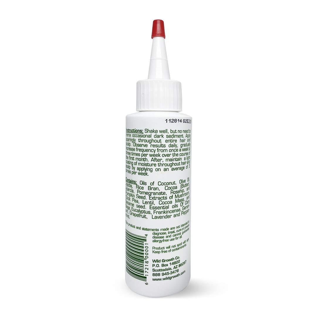 Wild Growth Hair Oil Ingredients