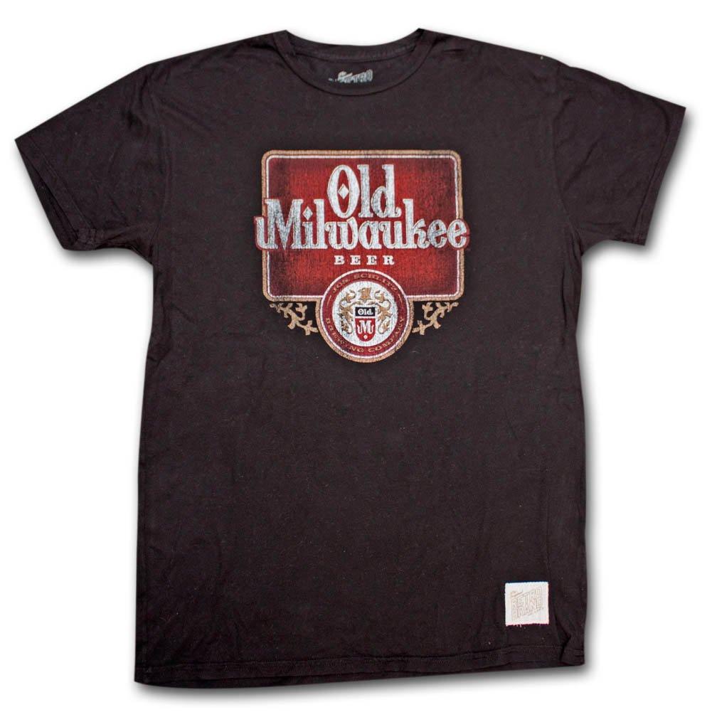 Old Milwaukee Distressed Vintage Retro T Shirt X-Large