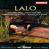 Lalo: Violin Concerto in F, Op. 20 / Concerto russe, Op. 29 / Scherzo in D minor / Le roi d'Ys Overture / Charlier