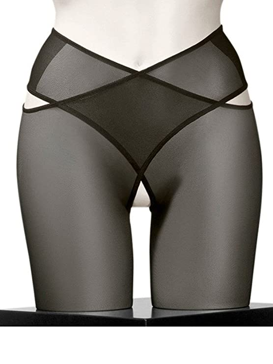 eb1ea55b224 Wolford Individual 12 Stay Hip Tights  Amazon.co.uk  Clothing