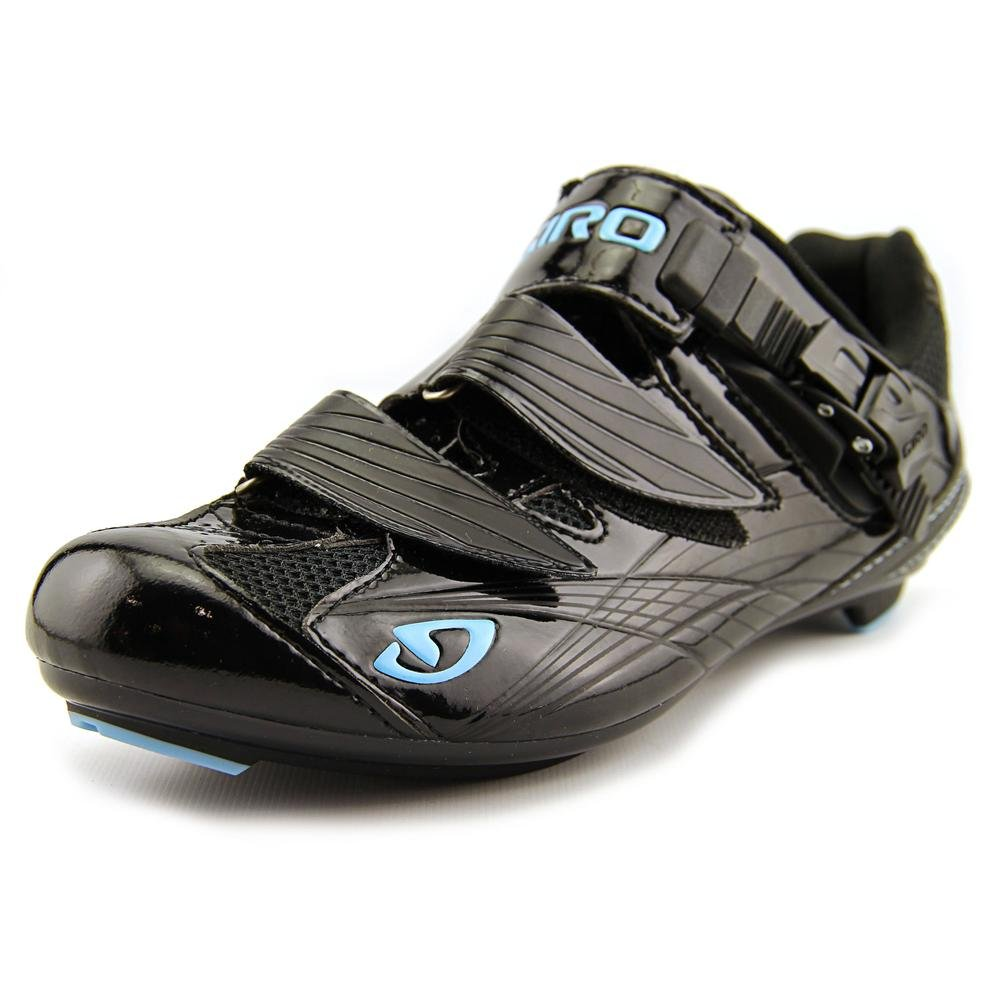 GiroレディースSolara Bike Shoe 39.5 EU Blk/Milky Blue B00FQCZHA0
