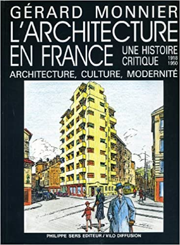 l architecture en france une histoire critique 1918 1950