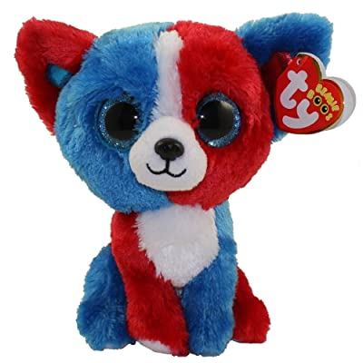 Ty Beanie Boos Valor - Dog (Cracker Barrel Exclusive): Toys & Games