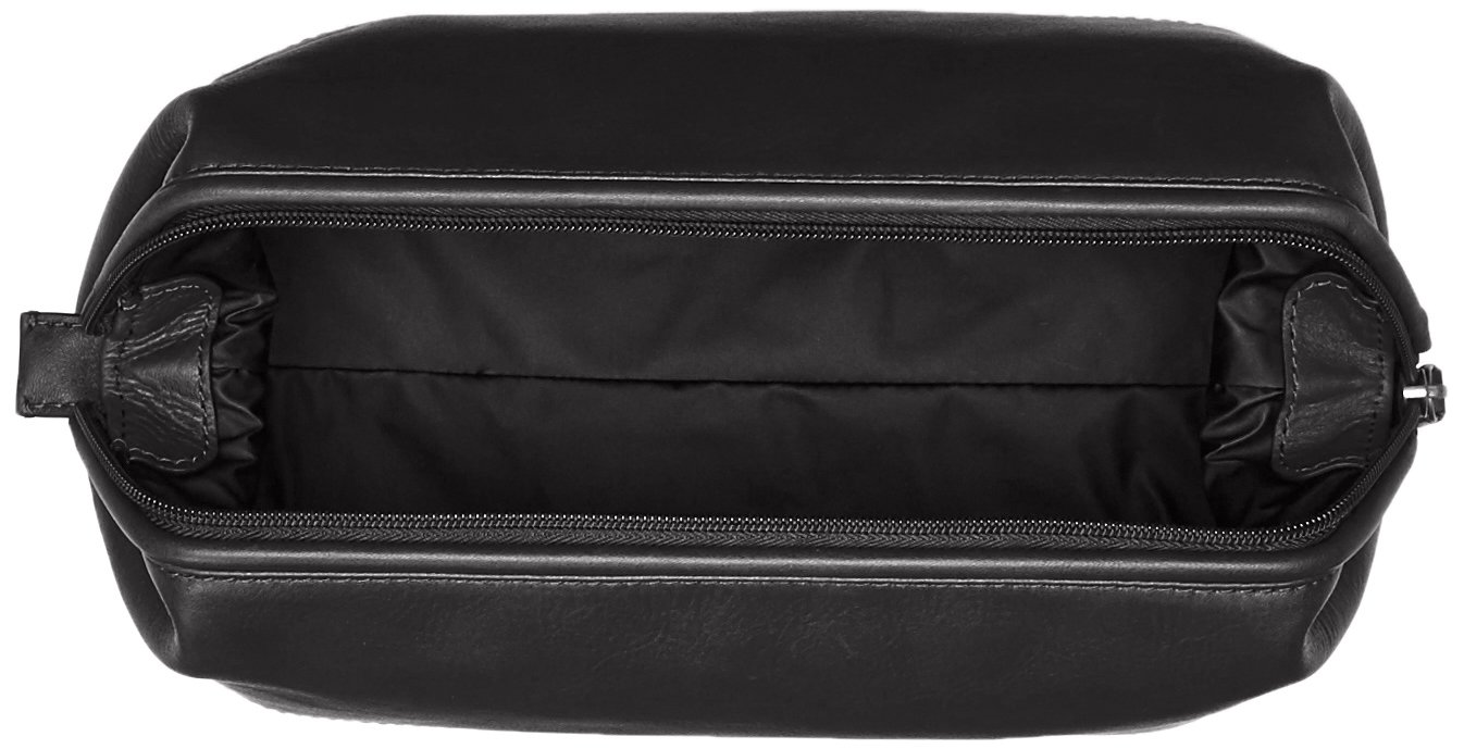Fossil Men's Framed Shave Kit Black Accessory, -black, 10.3''L x 6''W x 5.5''H by Fossil (Image #5)