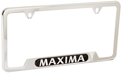 Amazon.com: Genuine Nissan (999MB-MV000) License Plate Frame: Automotive