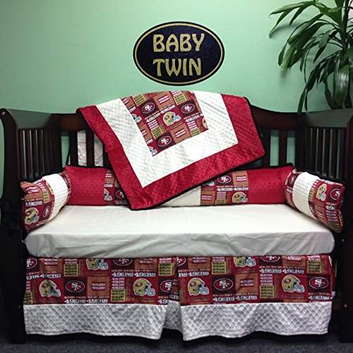 Bedding Set Regular Size ''49er's'' by Baby Twin (Image #1)