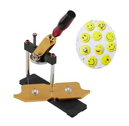 amazon com zorvo button maker for badge button maker machine button