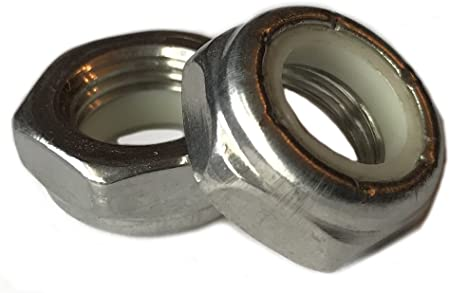 Qty 25 Stainless Steel Keps K Lock Nut UNF 5//16-24