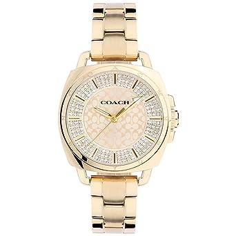 b6f9b94b8560c Ladies Coach Classic Boyfriend Small Watch 14501994  Amazon.co.uk  Watches