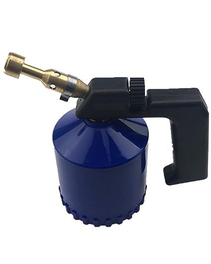 Soldador profesional uso domestico barbacoa o aire libre a gas butano para cartucho de perforación con
