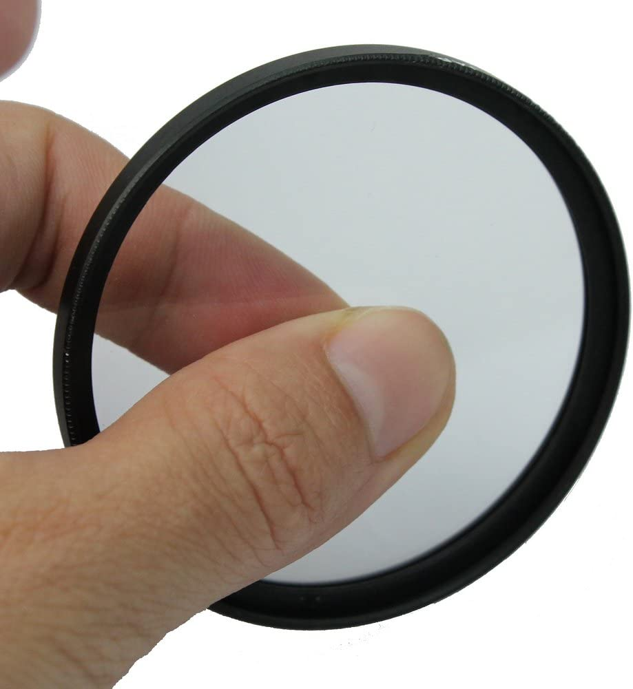 58mm Ultra-Violet UV Lens Filter Protector Fit for Nikon Canon Sony Olympus Camera