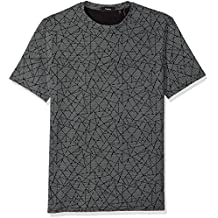 Theory Men's Halftone Jersey Clean Tee