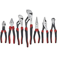 GEARWRENCH  7 Pc. Mixed Dual Material Plier Set - 82108