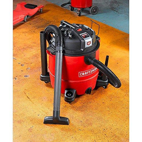 Craftsman XSP 20 Gallon 6.5 Peak HP Wet/Dry Vac/Blower ...