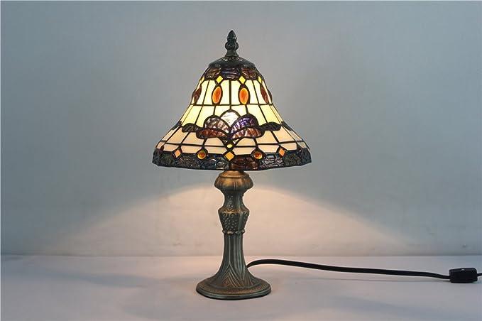 Shopping-8 pulgadas de pantalla de lámpara Tiffany personalidad ...