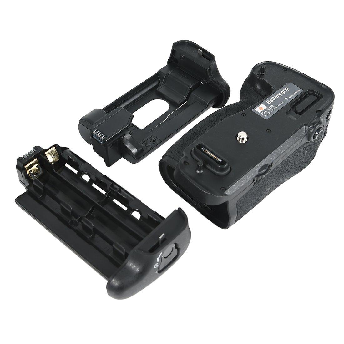 DSTE® Pro MB-D16 Vertical Battery Grip for Nikon D750 SLR Digital Camera as EN-EL15 DST Electron Technological Co. Ltd DB66