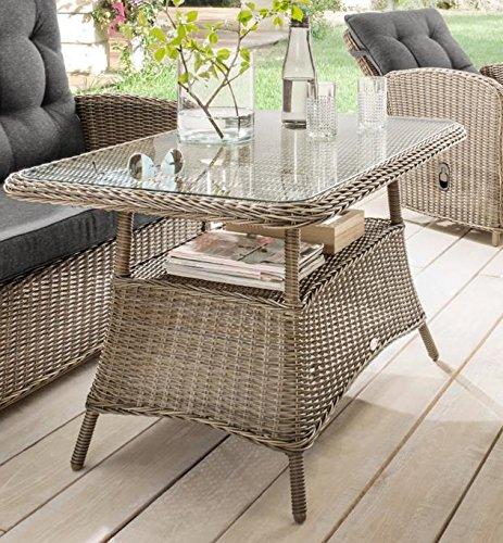 Destiny Loungetisch Merano Vintage Grau Tisch Gartentisch