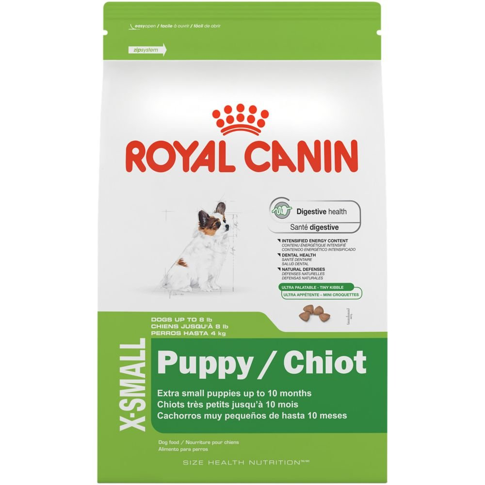 Royal Canin X Small Puppy Dry Dog Food