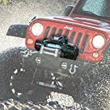 Warn ZEON Winch with Wire Rope Capacity