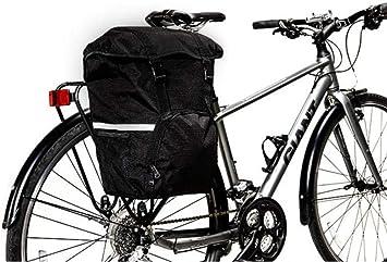 WEIDD Alforja Bicicleta Bolsa de Sillín Ciclismo Tronco Pack Bolsa de Transporte para MTB Bicicleta Bicicleta de Carretera,Bolsa de Asiento Trasero de 3 Piezas,: Amazon.es: Deportes y aire libre
