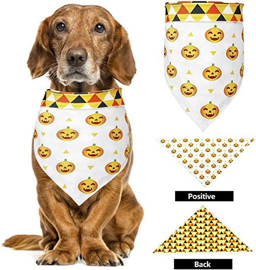 Jp Halloween 2020 Amazon.co.jp: 2020 New Halloween Pet Bandana Neck Scarf with