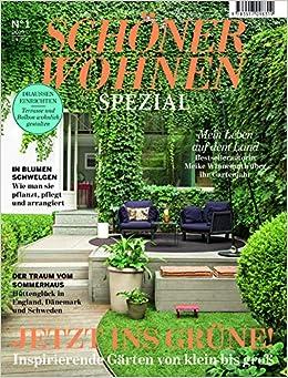 Schöner Wohnen Spezial Nr 12019 Garten Amazonde Grunerjahr