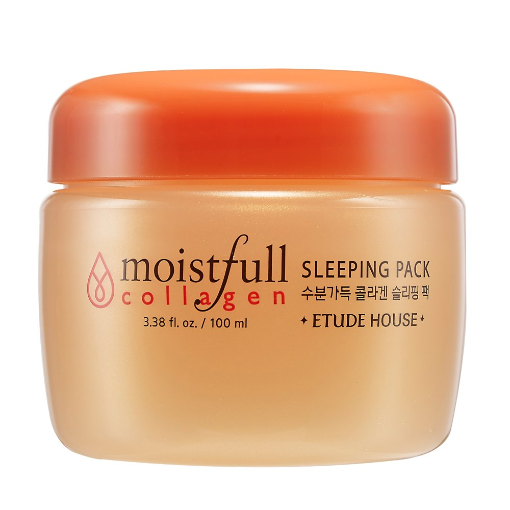 Etude House Moistfull Collagen Sleeping Pack, 180g