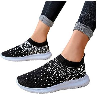 Sock Sneakers for Women Stretch Knit