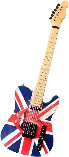 Rolling Stones Keith Richards - Réplica de guitarra en miniatura ...