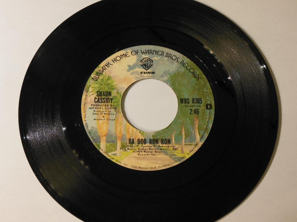 Da Doo Ron Ron / Holiday: Shaun Cassidy: Amazon.es: Música