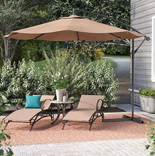 Belleze Outdoor Umbrella Protective Cantilever