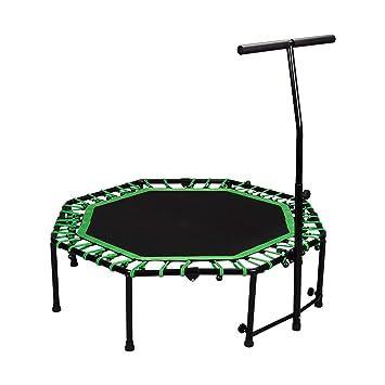 Cama Elastica trampolín para niños Fitness Infantil,Verde: Amazon ...
