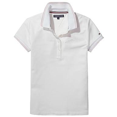 meistverkauft offizielle Fotos Online-Verkauf Tommy Hilfiger Mädchen Polohemden: Amazon.de: Bekleidung