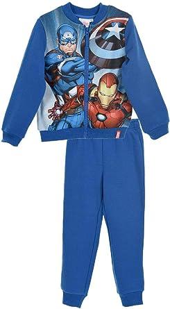 Super Heroes Marvel Avengers - Chándal Conjunto Jogging - para ...
