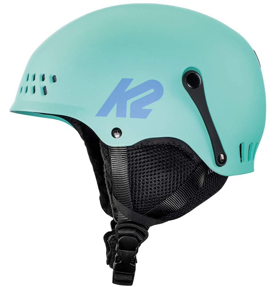 K2 Damen Entity Seafoam Skihelm