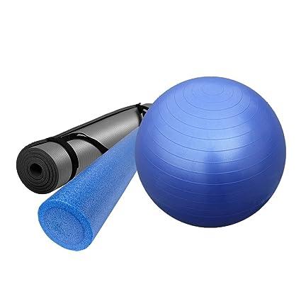 ScSPORTS - Juego de pilates - Esterilla de gimnasia, pilates ...