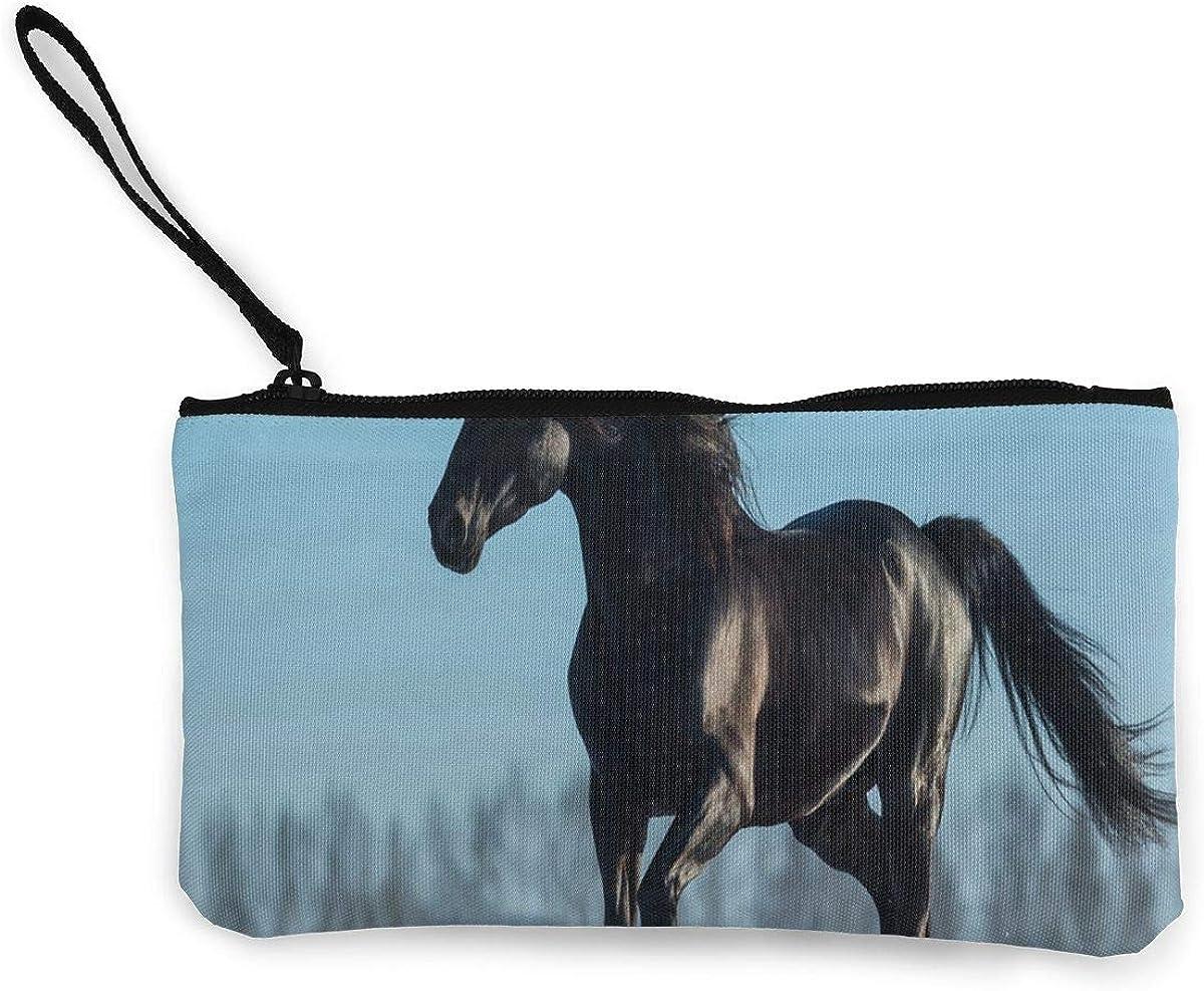 Coin Purse Mustang Horse...