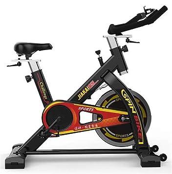 Lcyy-Bike Bicicleta Entrenadores Manual Resistencia Ajustable 13 Kg Volante Cardio Workout con Pantalla Multifuncional