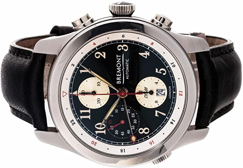 Bremont dh-88 / SS automatic-self-wind Mens Watch dh-88 / SS (認定pre-owned )