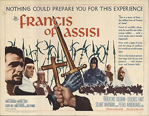 - Francis of Assisi 1961 Authentic 22