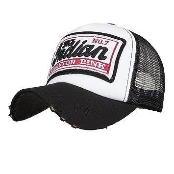 ❤️gorras beisbol, Gorra para hombre mujer Sombreros de verano gorras de camionero de Hip