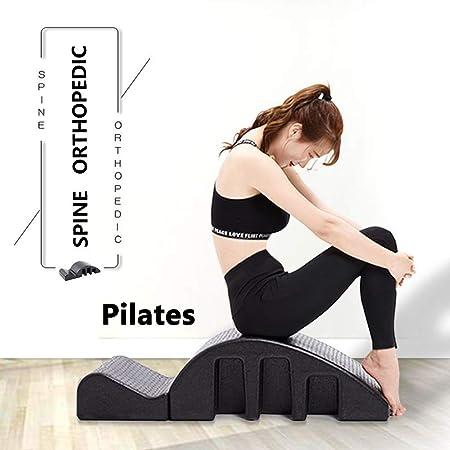 Ortesis de espalda, Cama de masaje Pilates EPP Curva ...