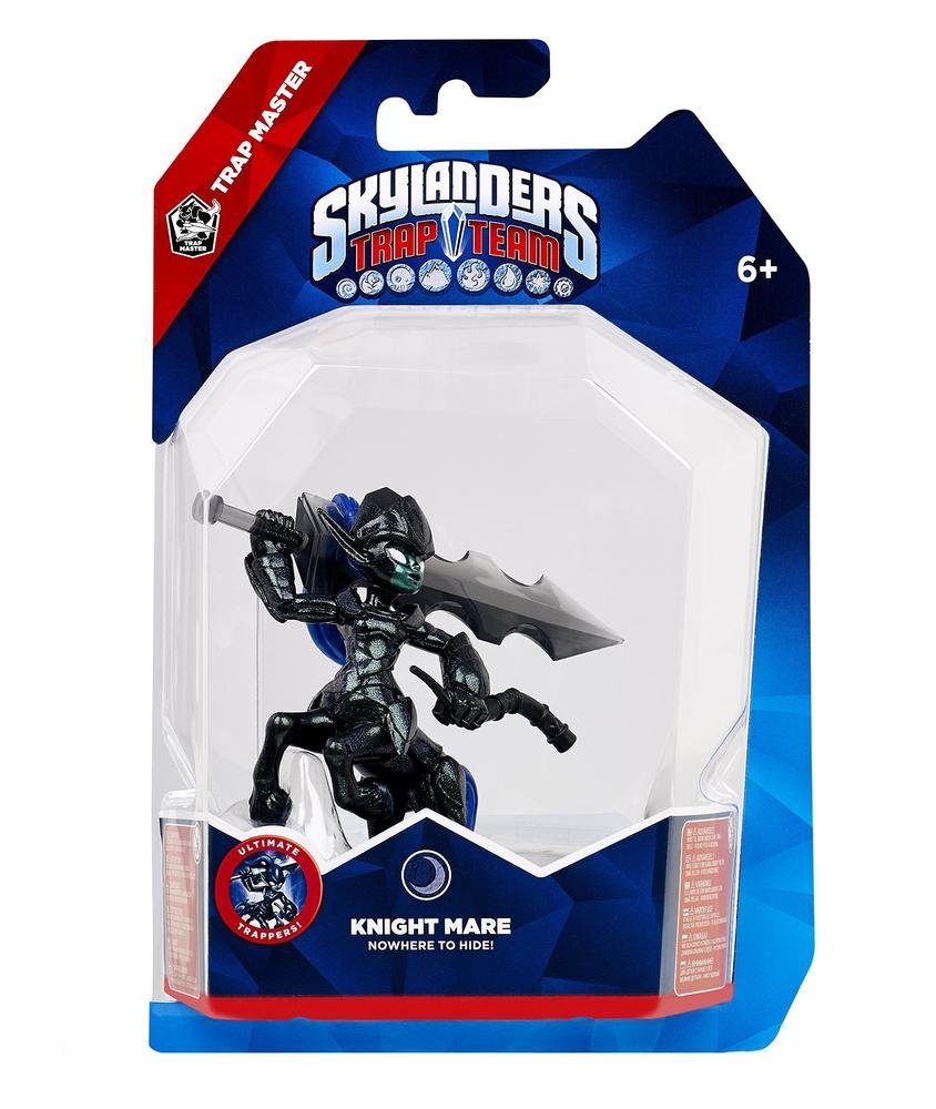 Skylanders Trap Team Master Knight Mare, Figur