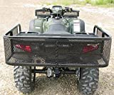 2011-2016 Honda Foreman 500 Universal Large Rear Drop Rack by Strong Made 550L