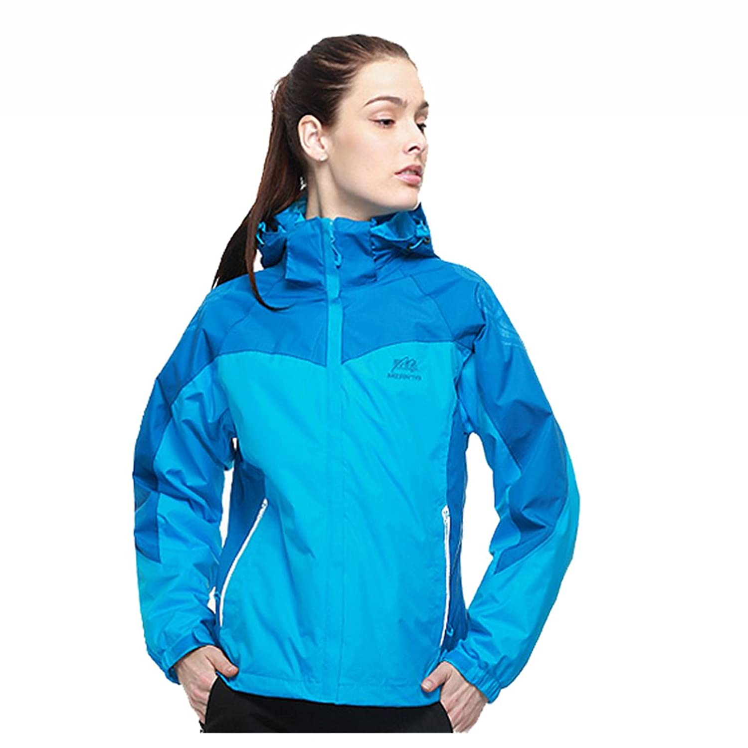 MERRTO Women's Outdoor Waterproof Two-piece Thermal Hiking Skiing Jackets